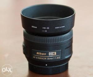 Nikon 35mm f/1.8 Nikkor 35 mm DX