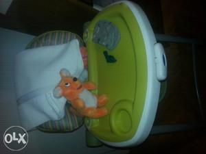 Stolica za dijete od godinu do pet godina chicco