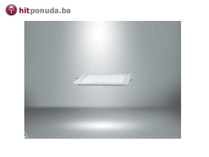 LED panel ECONOMY RML-19-12W-S 6400K Mass-light