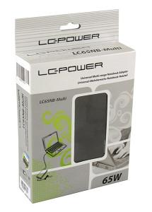 LC-Power LC65NB-Multi univerzalni laptop adapter