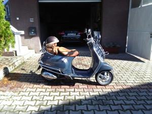 Piaggio Vespa LXV 125ccm