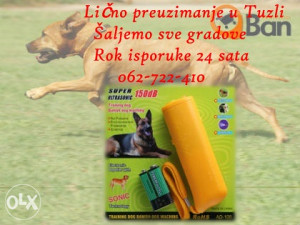 Ultrazvučni rastjerivač pasa i divljih životnja