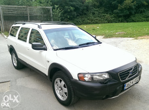 Volvo xc 70 awd 2.4T benzin plin 2001god.cross country
