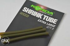 Korda Safe Zone Shrink Tube Weed 1.2 - Weedy Green