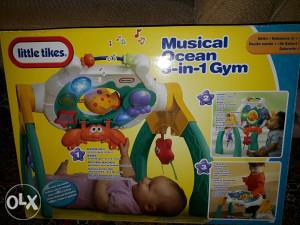 Muzicki stocic za bebe