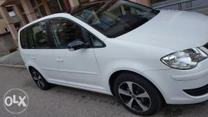 VW Touran 2.0 tdi 8v jedna bregasta