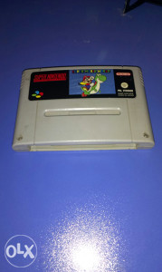 Snes disketa super mario world