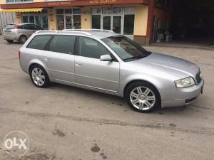 Audi a6 2004 god