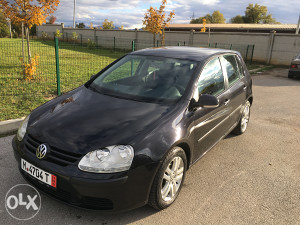 Golf 5 1.9 tdi extra stanje model 2006