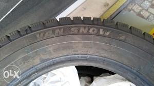 Zimske gume za VW T4. 4 kom