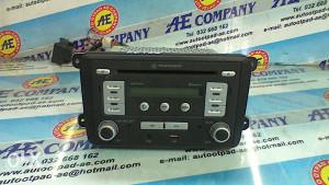 RADIO CD MP3 VW Golf Passat 06g AE 108