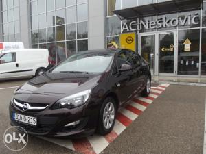 Opel Astra Enjoy 1,6 - Test vozilo