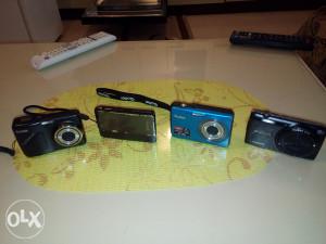 LOT - 4 digitalne kamere (povoljno)