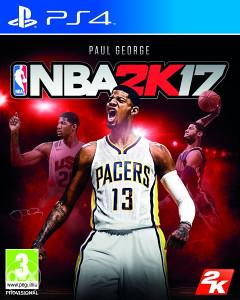 NBA 2K17 PS4 Playstation 4