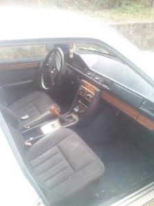 Mercedes 123 i 124D 250D