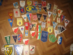 zastavice klubova