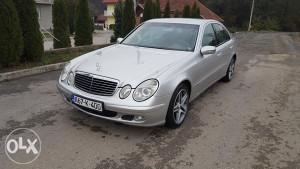 Mercedes E220 E 220 CDI