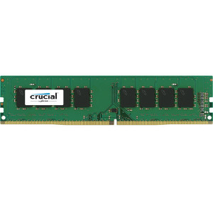 Crucial DDR4 8GB 2400 MHz