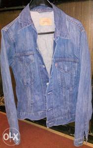 Muška teksas jakna