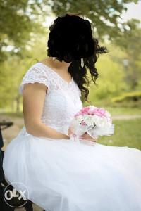 vjenčanica čipka princess