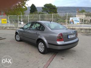 VW PASSAT 1,9TDI 74KW 101KS 2003GOD