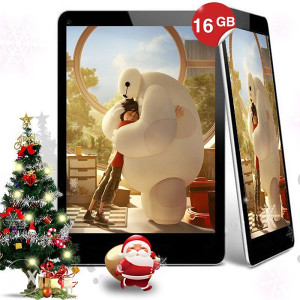 "7"" inch Screen Android 4.4 Tablet PC QuadCore 2xCAMERA"
