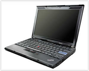 Laptop Lenovo X201 i5-520M