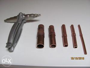 Prosirivac za cijevi,Expander rucni