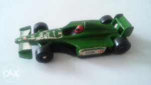 Autić Formula Hot Wheels Matel 2001.g