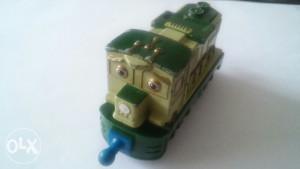 Metalna lokomotiva Ludonum PLC. 2010g.
