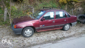 Opel Kadett 1.7D