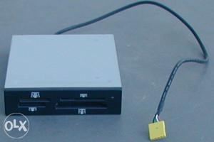 """Gigabyte GO-C81LA 8-in-1 Card Reader 3.5"""""""