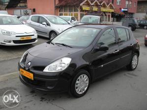 Renault Clio benzin-plin