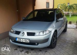 Renault megane megan 1.5 dci 2004 god