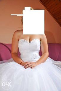 vjenčanica bijela sa cirkonima princess