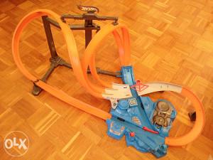 Hot Wheels - set za utrku autićima