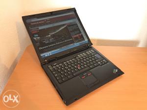 "Laptop Lenovo 15"" Intel 1.50 GHz /120GB/1GB/ATI"