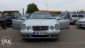 Mercedes Benz E220 Avangarde,2001 god