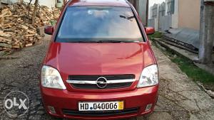 Opel Meriva 1.7 cdti uvoz njemacka placene obaveze