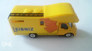 Autić kamončić reklamno dostavni Njemački DGD Ninberg