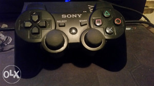 SIXAXIS, PlayStation 3 gamepad