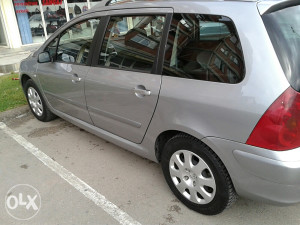 Peugeot 307 sw , vw