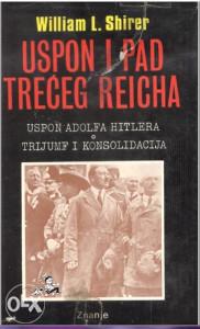 Uspon i pad Trećeg Reicha 1-4 /PDF/ (William L.Shirer)