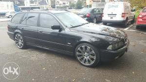 Bmw e39 530d facelift manuelac