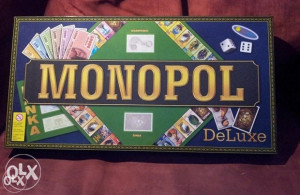 Monopol drustvena igra