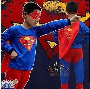 Djeciji kostim-odijelo Superman