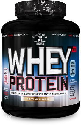5STARS Whey Protein 3 kg