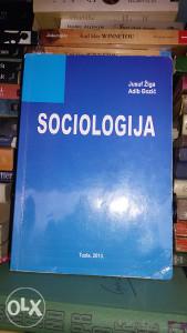 SOCIOLOGIJA (2013 god.) / Abid Đozic, Jusuf Ziga
