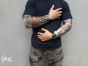 tattoo rukav