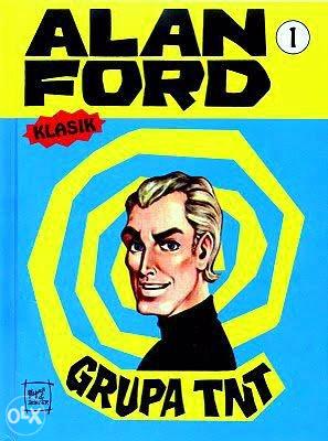 Tražim Alan Ford Klasik / Super Klasik